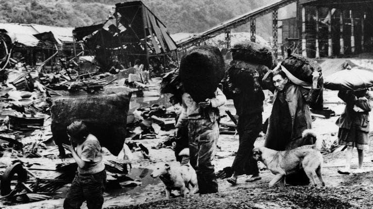 El terremoto de 1960 ha sido una de las mayores catástrofes en la historia de Chile.