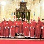 La Conferencia del Episcopado Dominicano (CED) informó que a partir del 3 de junio los templos católicos se abrirán para la celebración de misas y demás actos devocionales,con una capacidad máxima de un 30% en la segunda fase, un 50% en la tercera y un 100% en la cuarta, tomando las medidas sanitarias y de distanciamiento indicadas por la Organización Mundial de la Salud (OMS) y el Ministerio de Salud Pública (MSP).  Obispos CED. Hoy/Fuente Externa 26/05/20