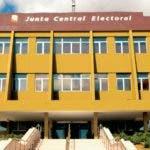 El Pais Fachada de la Junta Central Electoral, (JCE). Hoy Eddy Gomez, 15-4-16