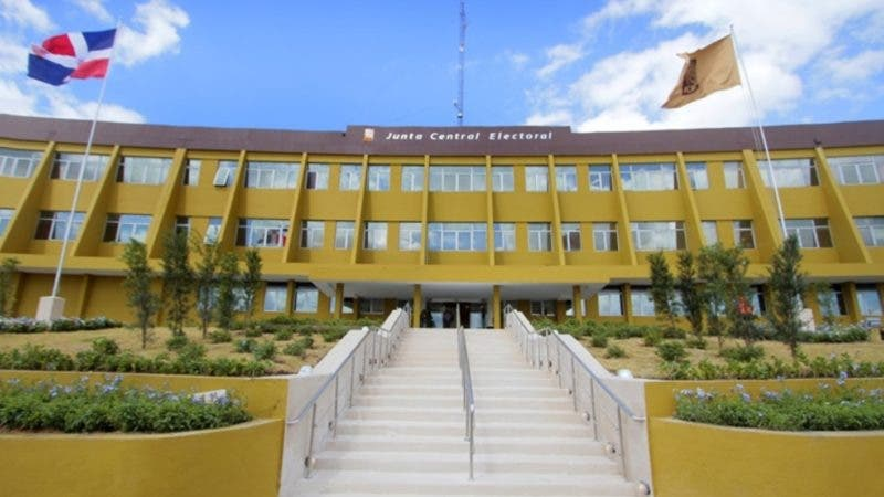 La sede de la Junta Central Electoral. Archivo