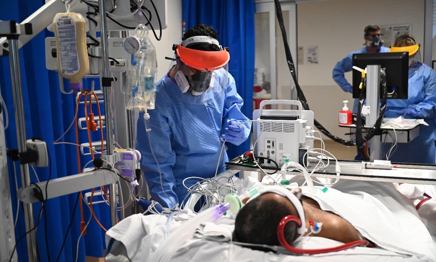 La cifra diaria de fallecidos por coronavirus cae a 87 en España
