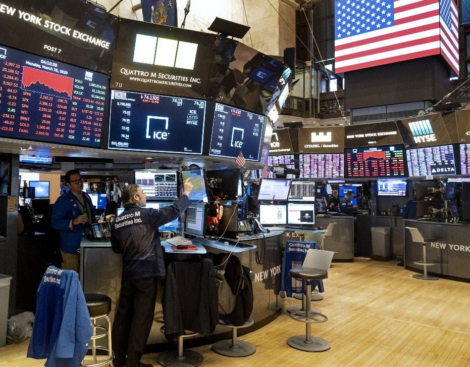 Wall Street abre en rojo ante la vacuna de J&J y el fenómeno GameStop