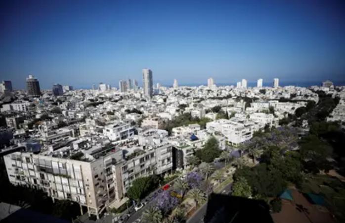 Vista Tel Aviv donde se implementan los últimos avances científicos israelíes de COVID-19 - REUTERS/Amir Cohen