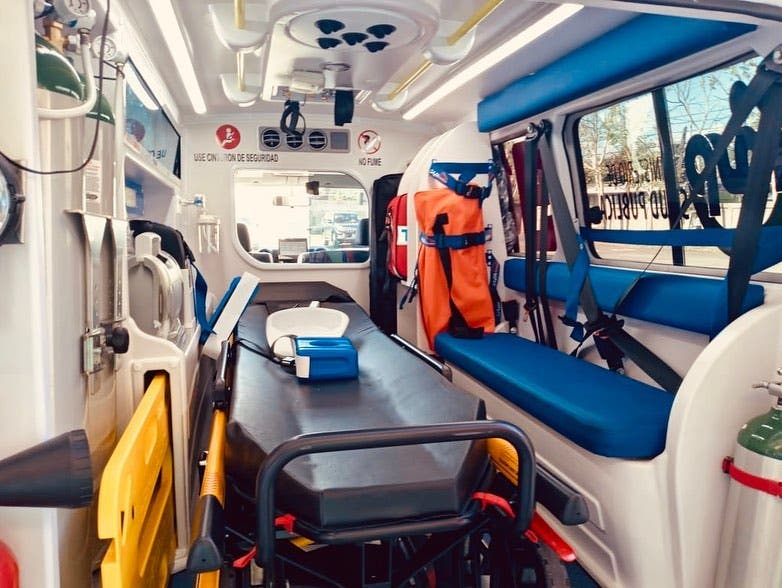 COVID-19: Salud Pública entrega hospital móvil en Bonao