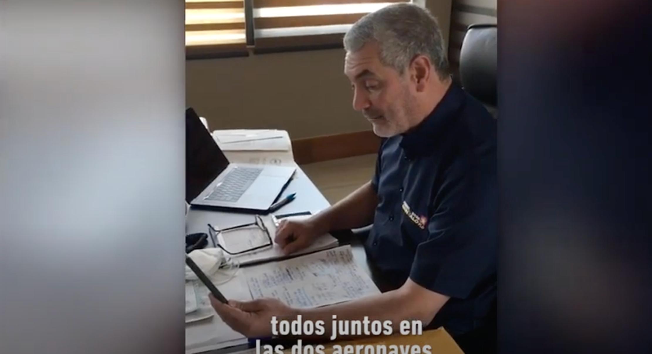 Mientras Gonzalo Castillo fue ministro, Helidosa habría triplicado sus aeronaves y recibido RD$30 millones mensuales de ministerios
