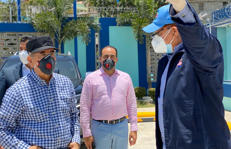 Danilo Medina retoma su «visita sorpresa» dominical; mira dónde estuvo