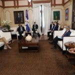 El presidente Danilo Medina encabezó hoy una reunión con el Comité de Emergencias y Gestión Sanitaria para el Combate del Coronavirus.