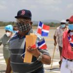Los dominicanos fueron traídos al país desde Puerto Rico.