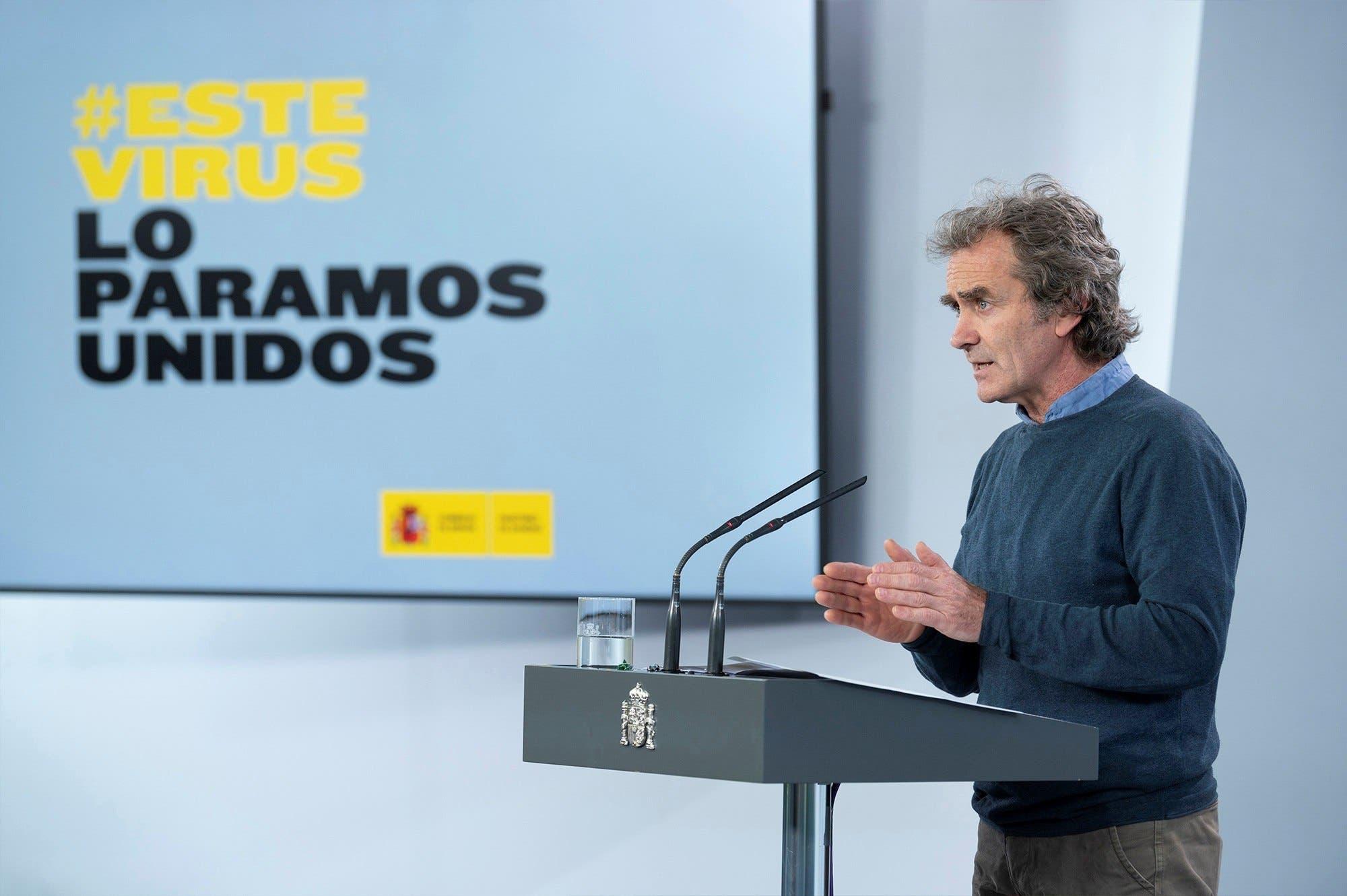 Hidroxicloroquina no es inocua, advierte director español de Emergencias