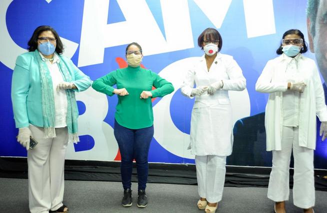 Abinader presentará balance sobre situación enfermeras y bioanalistas
