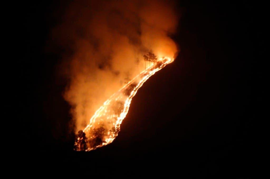 Video: Se registró incendio en Constanza
