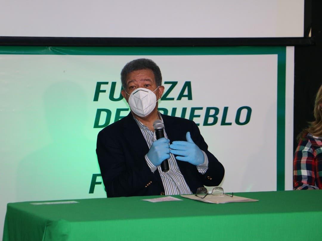 Leonel Fernández propone revertir venta de bonos por RD$40,000 millones y que AFP entreguen ese dinero a trabajadores
