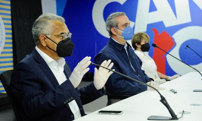 Respaldan propuesta de Luis Abinader sobre cumbre de unidad nacional por COVID-19