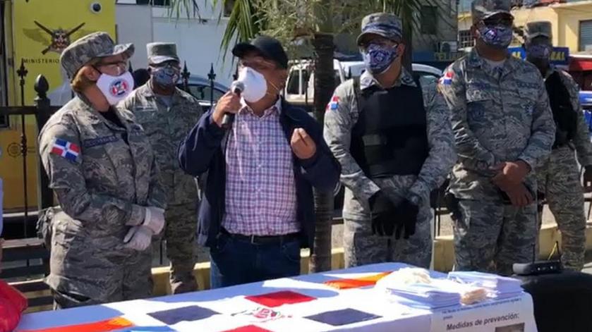 Goberno inicia pruebas masivas de COVID-19 en Puerto Plata