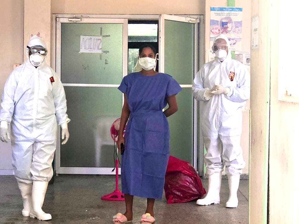 COVID-19: Ministro de salud explica aumento de cifras de recuperados en boletines