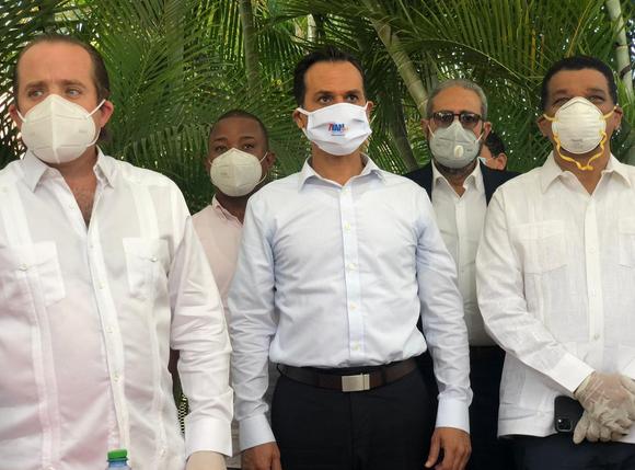 José Paliza e Iván Silva encabezan juramentación de nuevos miembros en La Romana