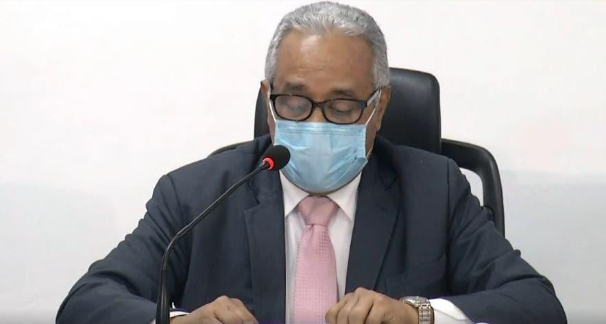 EN VIVO: Salud Pública actualiza cifras del COVID-19 en RD