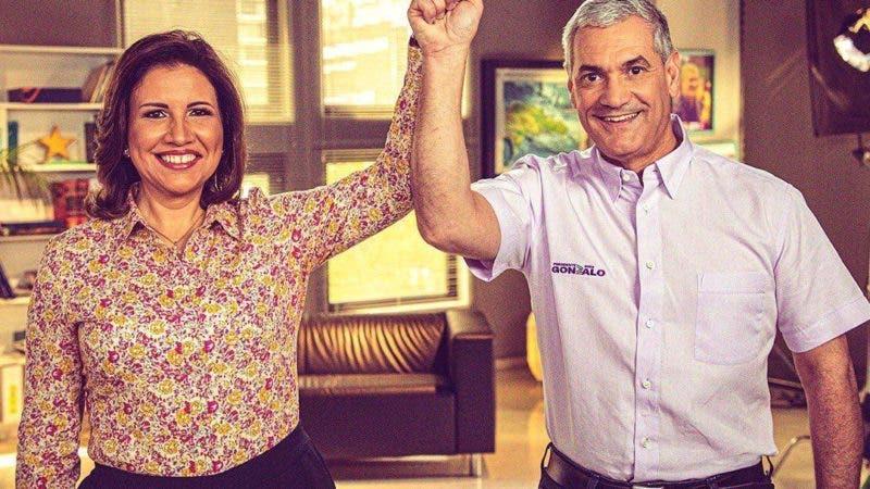 Margarita y Gonzalo