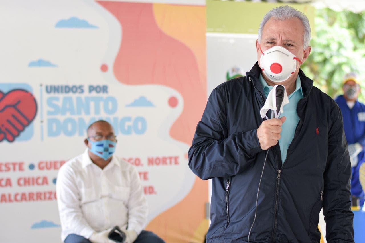 Taveras Guzmán: En medio del COVID-19, el Gobierno ha abandonado las comunidades