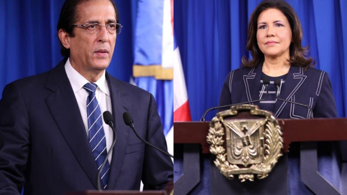 Ni Gustavo Montalvo ni Margarita Cedeño han vuelto a dirigirse al país