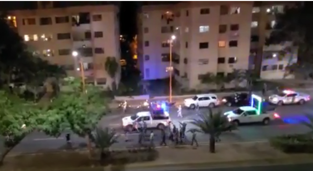 Video: Vea concierto Policía y Revolución salsera en Villa Consuelo y Villa Juana