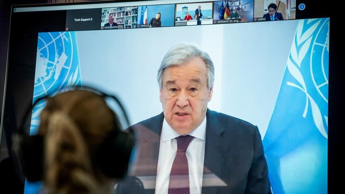 Las Naciones Unidas lanzan una iniciativa mundial para combatir desinformación