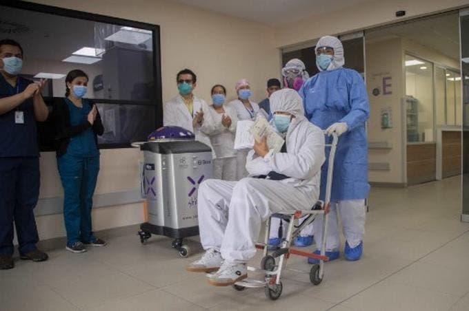 Más de 11 mil personas se han recuperado del coronavirus en República Dominicana