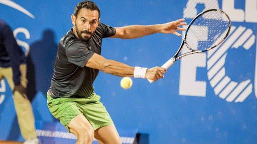 Victor Estrella hará Academia de Tenis; le ofrecen puesto de coach en el exterior