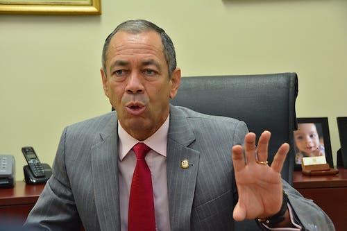 Senador Rubén Darío Cruz