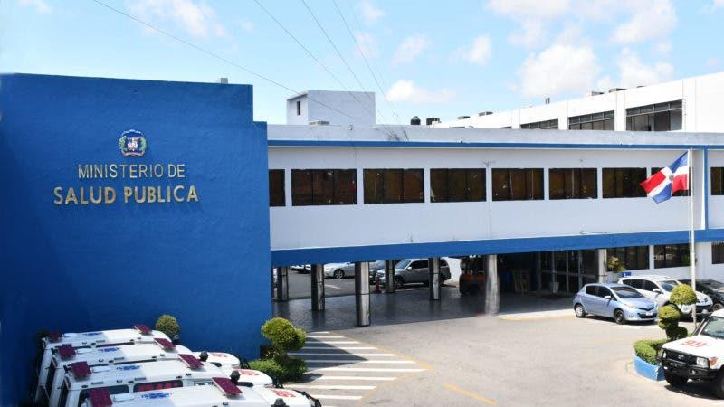 Edificio de Salud Pública.