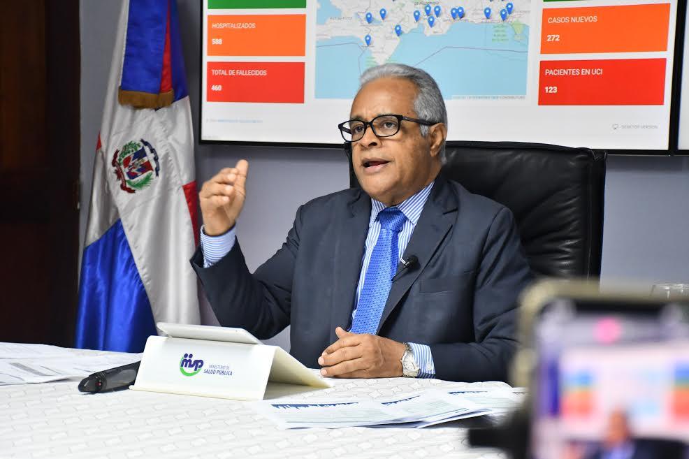 «Pico de casos de coronavirus no son culpa de autoridades, sino de indisciplina social»