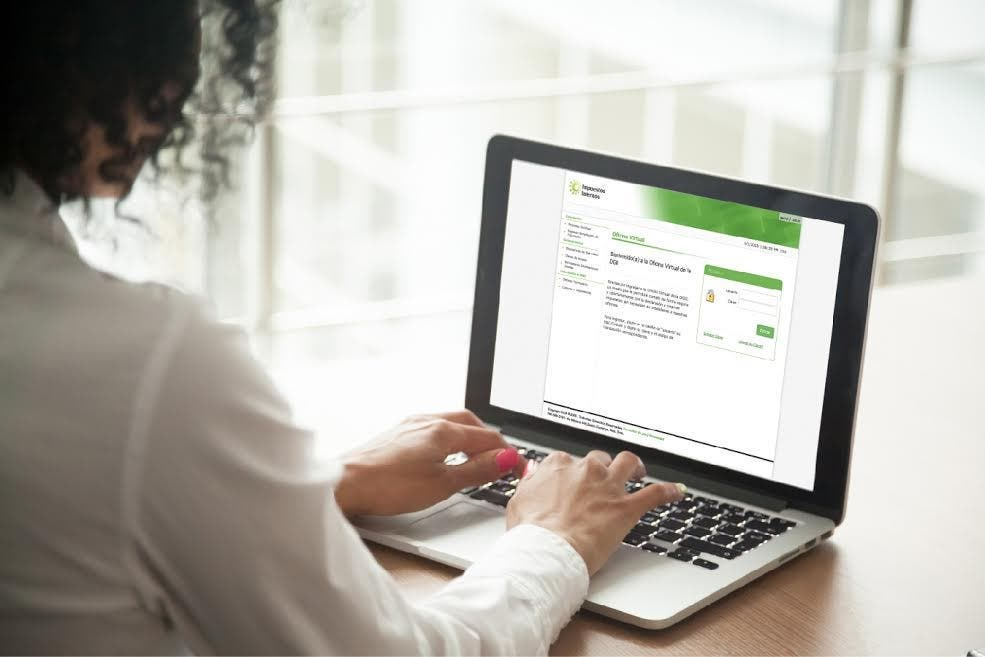 DGII crea otra facilidad tecnológica para actualizar Registro Nacional del Contribuyente