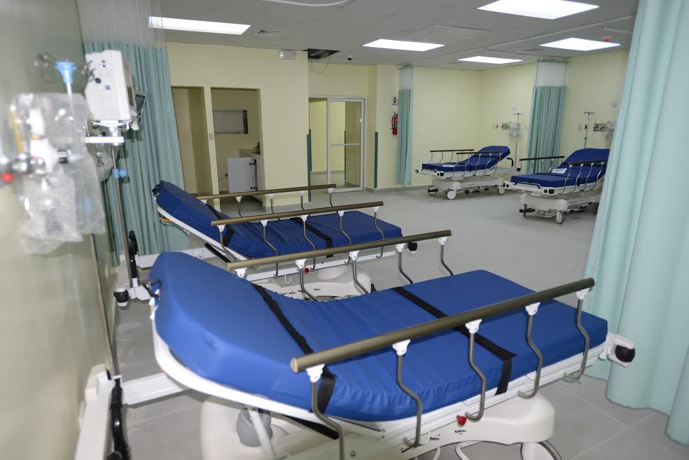 Dan toques finales a trabajos de construcción del hospital de Las Terrenas