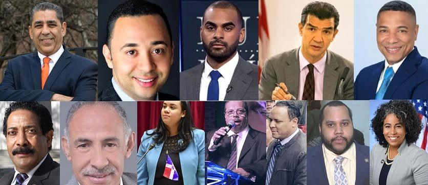 Dominicanos que participan como candidatos en Nueva York en primarias demócratas