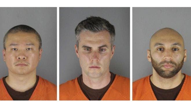 George Floyd: Apresan a otros policías que participaron en arresto y elevan cargos al principal acusado