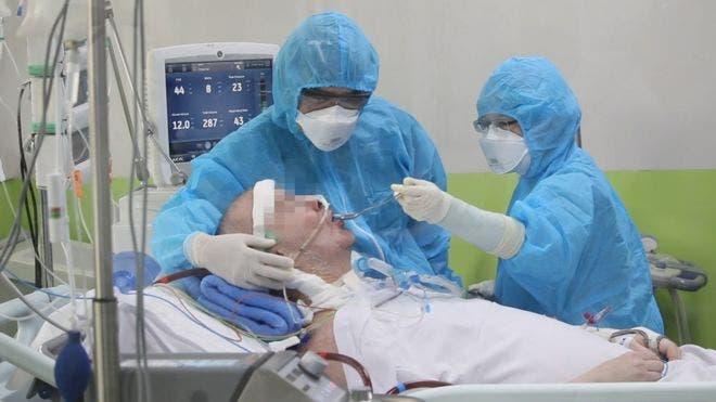 COVID-19: El extraordinario caso del paciente que duró 68 días conectado a un respirador
