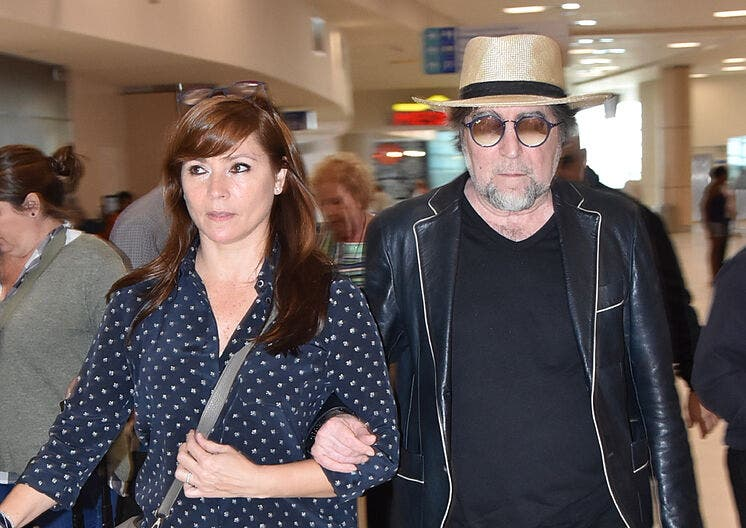 Joaquín Sabina se casó con Jimena Coronado