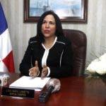 Funcionaria JDN destituida niega desacato al TSE asegura cumplió con el mandato del tribunal Superior Electoral. en foto : Marie Linnette Garcia HOY Duany Nuñez. 2-6-2020