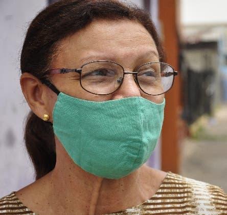 Residentes GSD ven correcto se  sancione a quien no use mascarilla