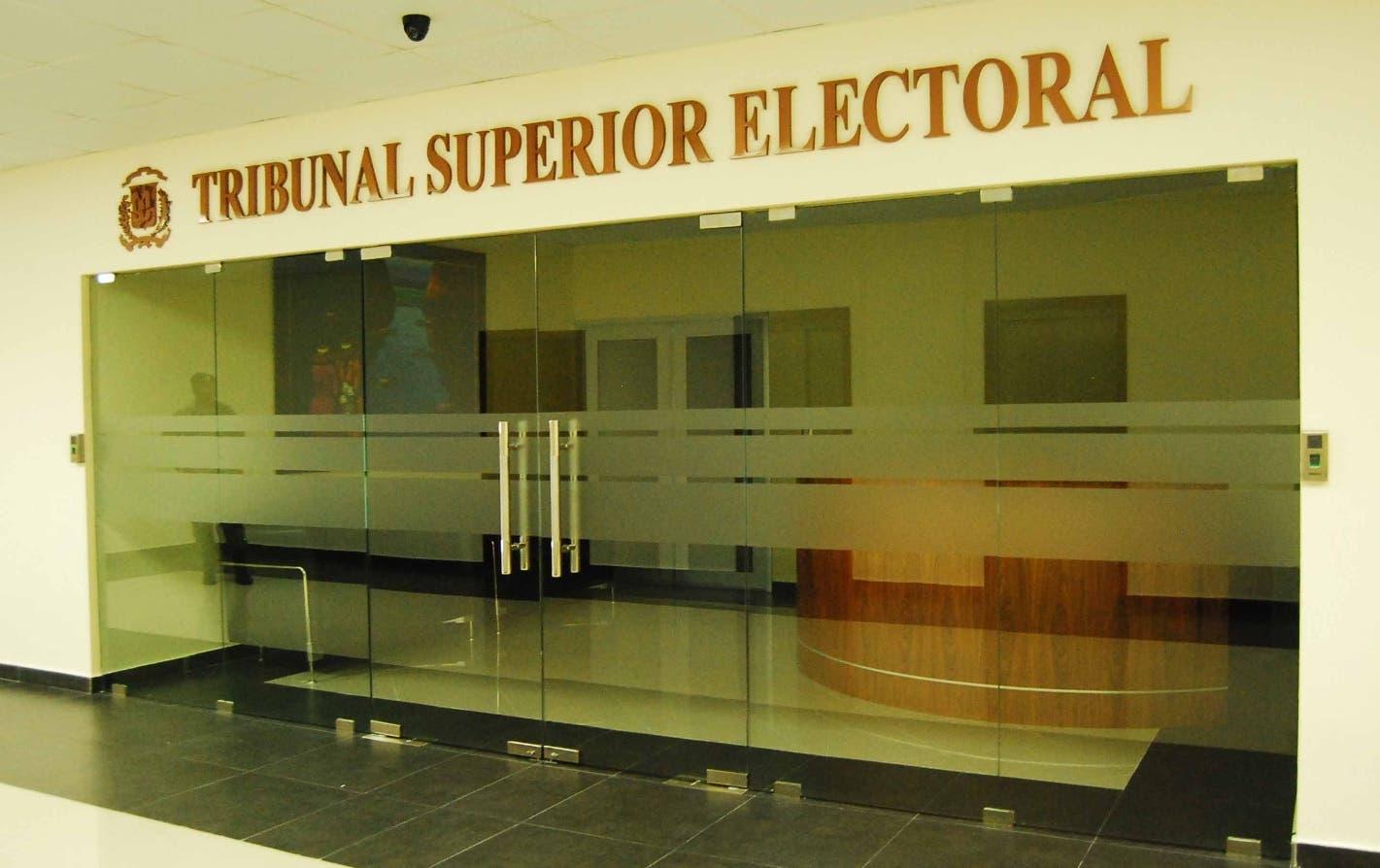 TSE ratifica asignación delegados de partidos es en función de pactos de alianzas