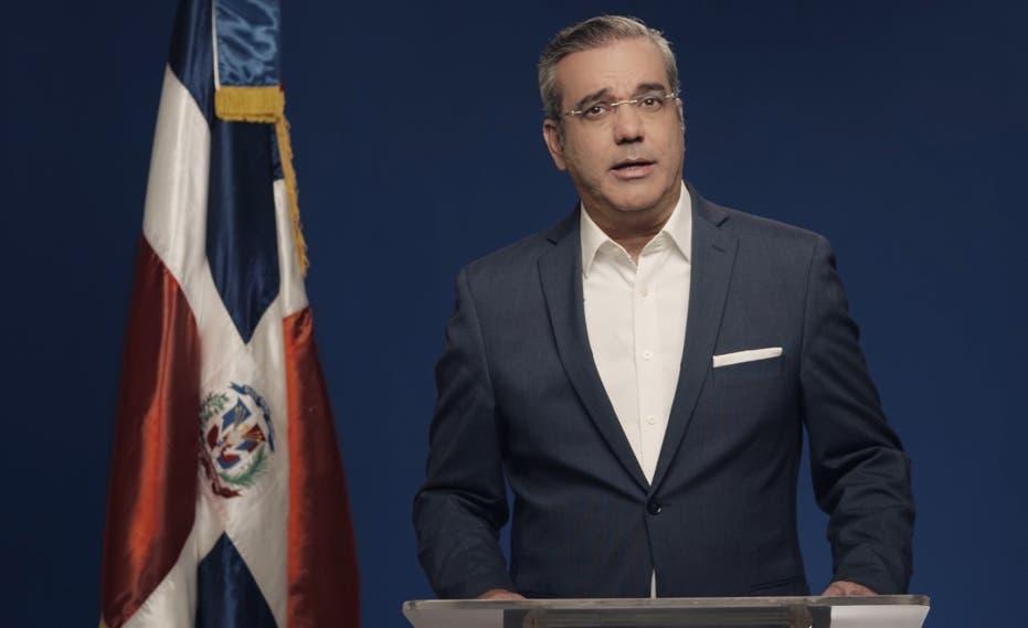 Luis Abinader llama a convertir en votos ventaja sobre Gonzalo Castillo