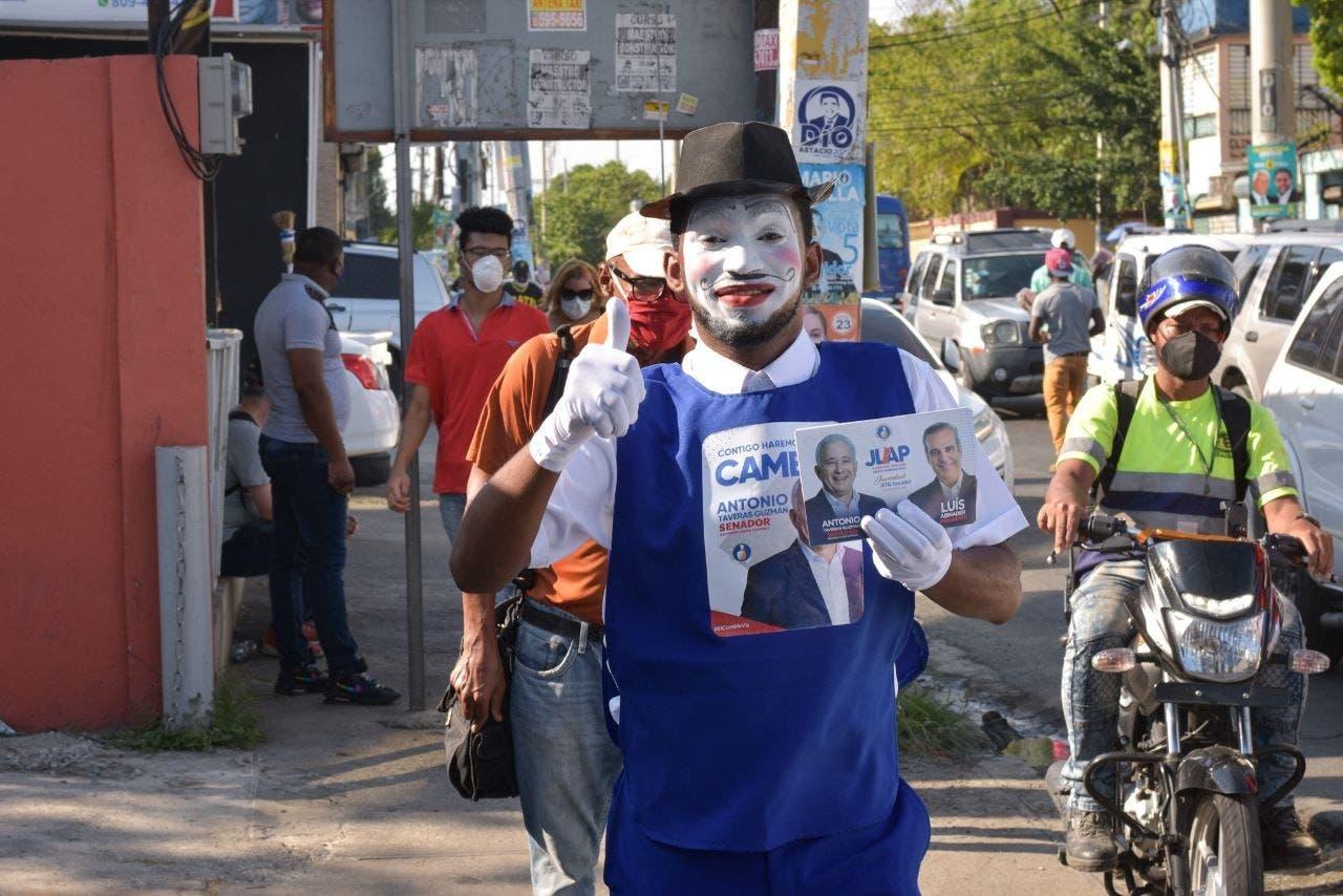 Así artistas expresan apoyo a Antonio Taveras Guzmán