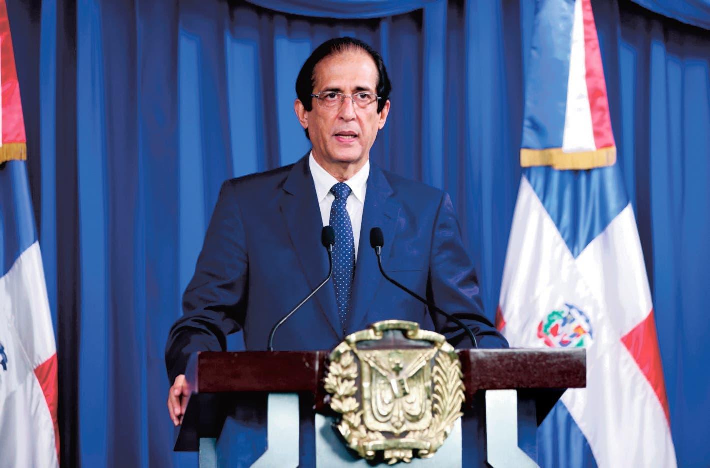 EN VIVO: Gustavo Montalvo habla al país sobre medidas por aumento COVID-19