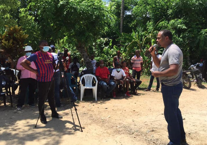 Tras casi 100 años de existencia, comunidad Las Taranas en Monte Plata logra una toma de agua