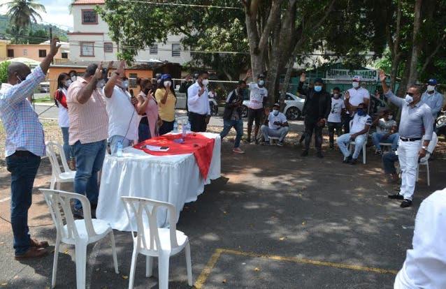 Carlos George asegura Abinader ganará con más del 56%