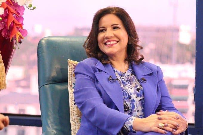 «Gracias a Dios por darme el privilegio de trabajar por mi país», así se despide Margarita Cedeño