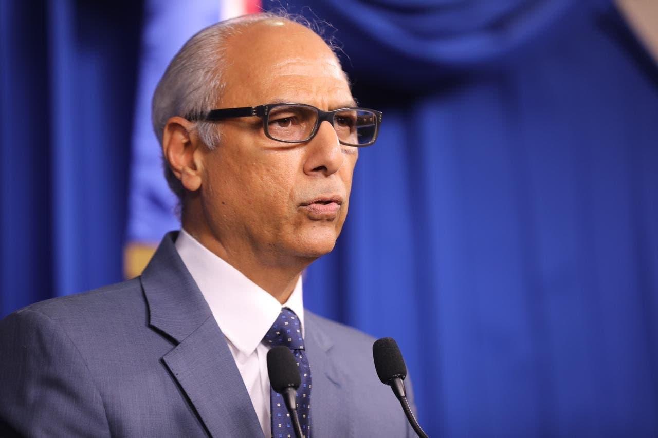 Gobierno responde al PRM sobre legalidad de la prórroga al estado de emergencia