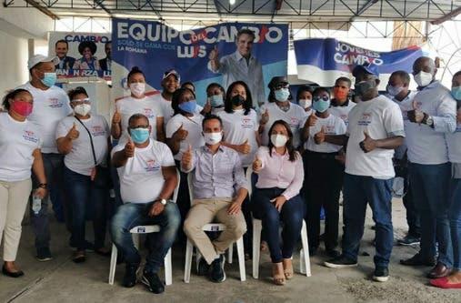 Candidata a diputada por La Romana recibe apoyo del sector magisterial
