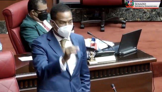 En vivo: Senado conoce solicitud prórroga de estado de emergencia