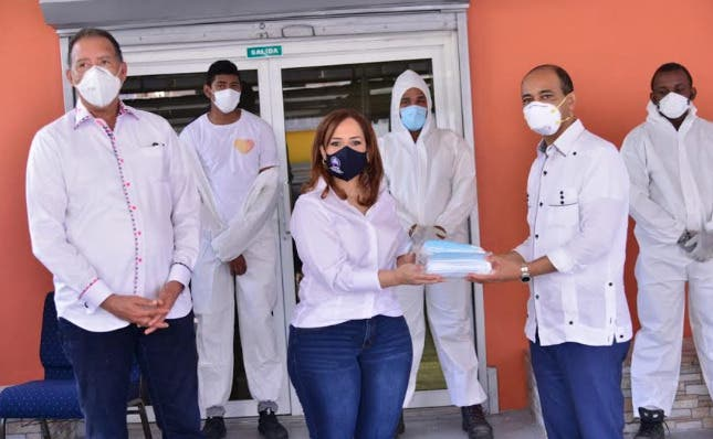 Realizan  jornadas de desinfección en templos del Gran Santo Domingo